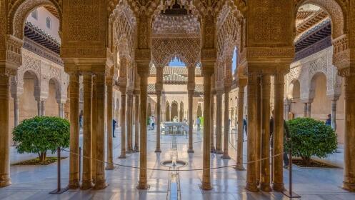 3 noches para 2 personas en alojamiento rural a 8 km de la Alhambra
