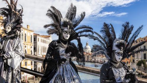 Carnaval de Venecia: 4 días con hotel y vuelos incluidos