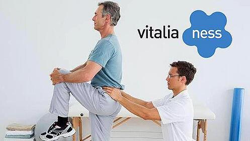 Regala bonos de salud Vitalia Ness con terapias a elegir